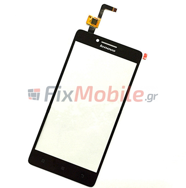 Digitizer Lenovo A6000 Black