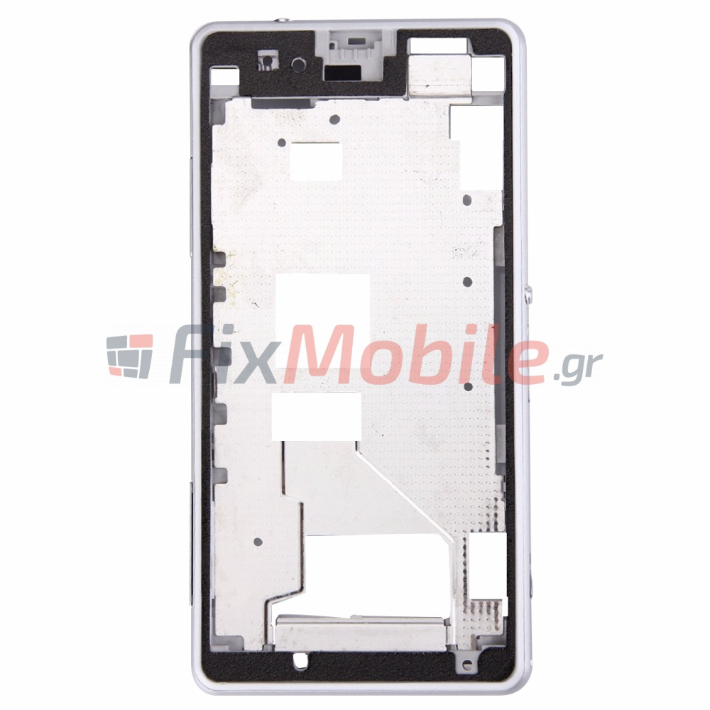 Middle Frame Sony Xperia Z1 Compact D5503 White Fixmobile Store